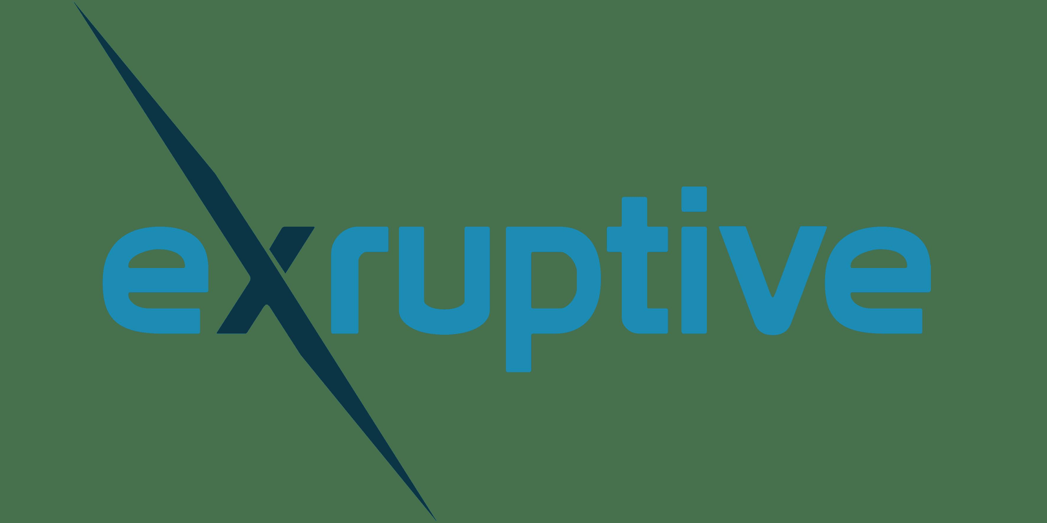 Exruptive logo