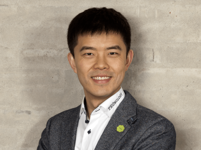 Hao Yin CEO of TEGnology